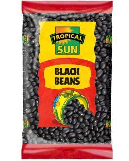 Tropical Sun Black Beans
