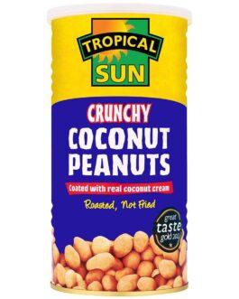 Tropical Sun Crunchy Coconut Peanut